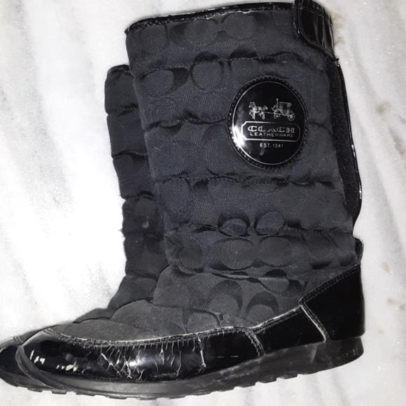 Coach Shoes   Authentic Coach Winter